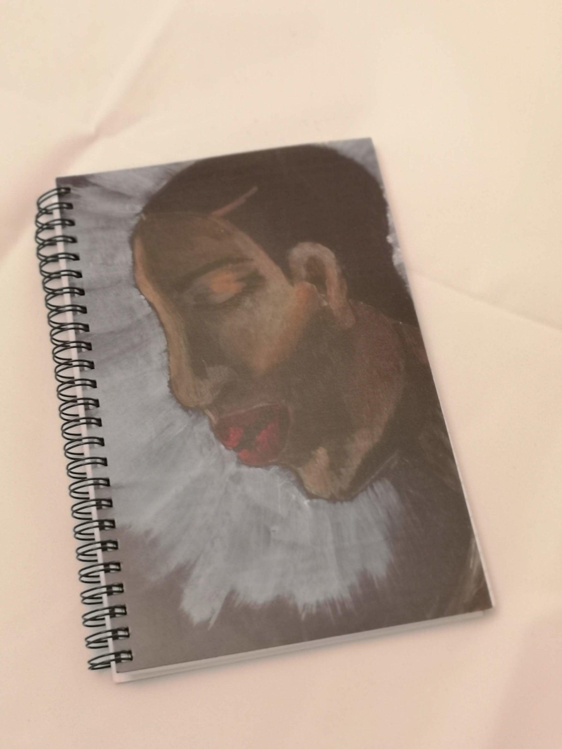 """Sky @ Night"" Printed Notebook 1"