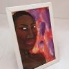 """Congolese Princess"" A4 Framed Print"