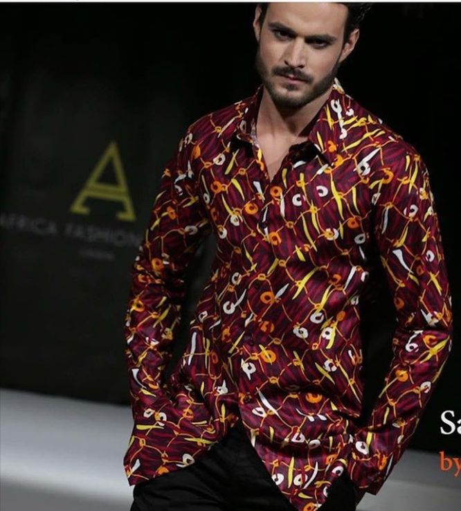 Zansi Mens shirt 1