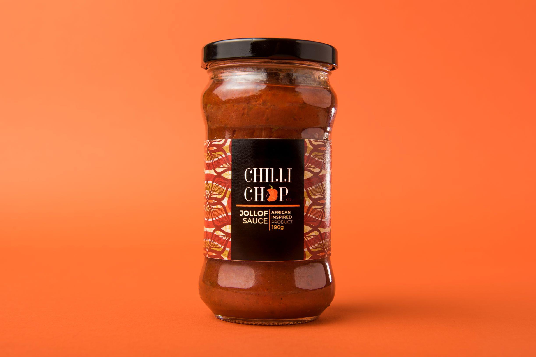 'Jollof sauce' 1