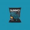 Sweet Potato Puffs - Sea Salt and Balsamic Vinegar Box of 12