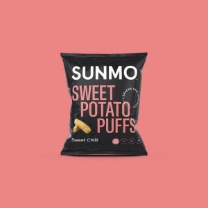 Sweet Potato Puffs - Sweet Chilli Box of 12