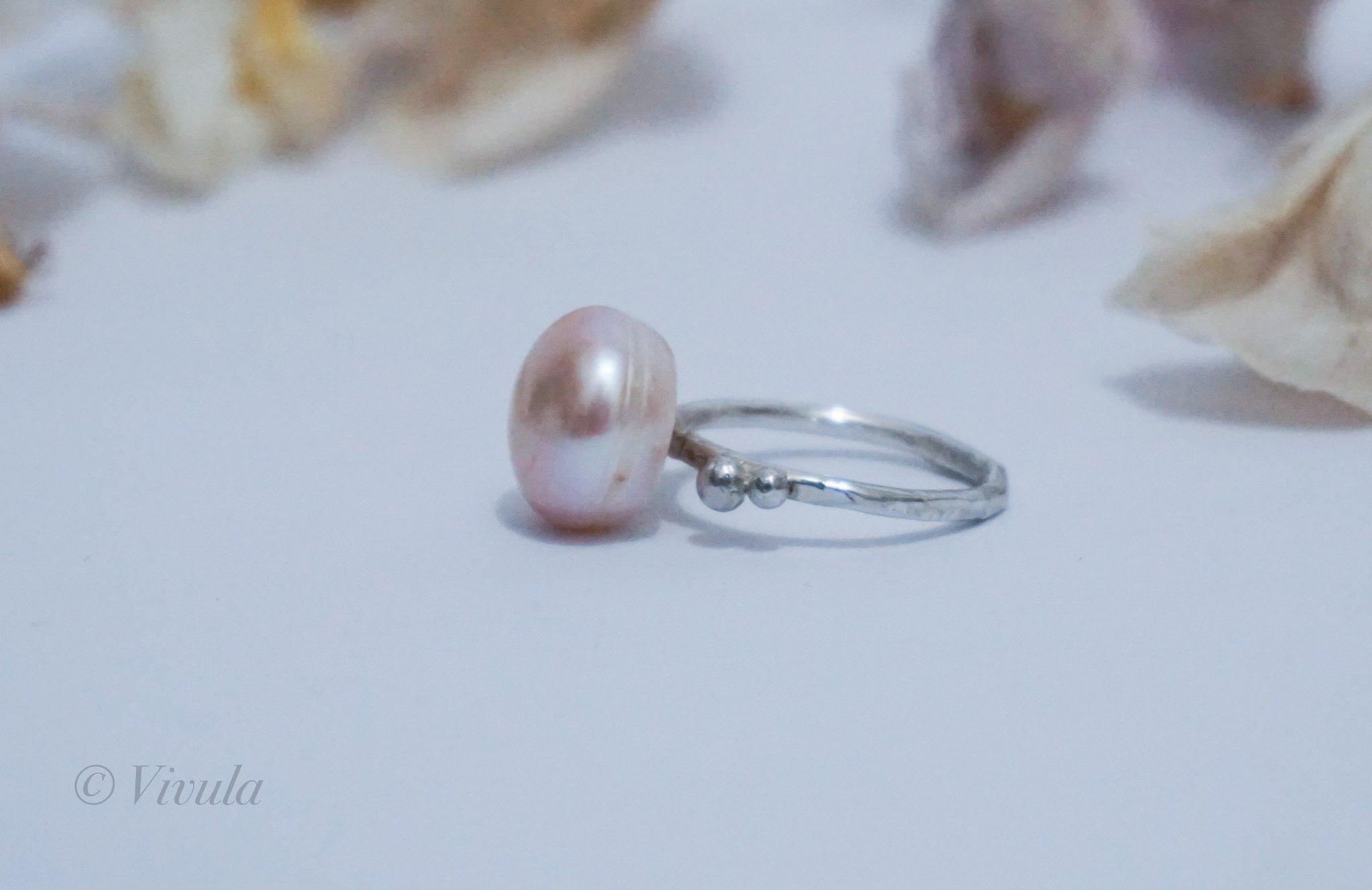 Peach Pearl Solitaire