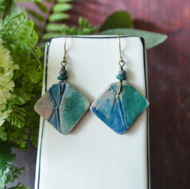 TSH Aquatic Earrings