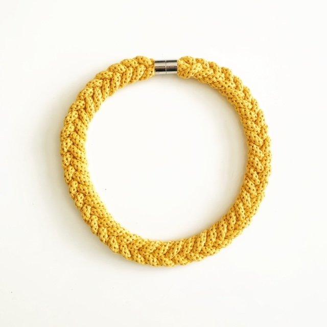 HBT - Rachel Necklace - Yellow - GBP 20.00