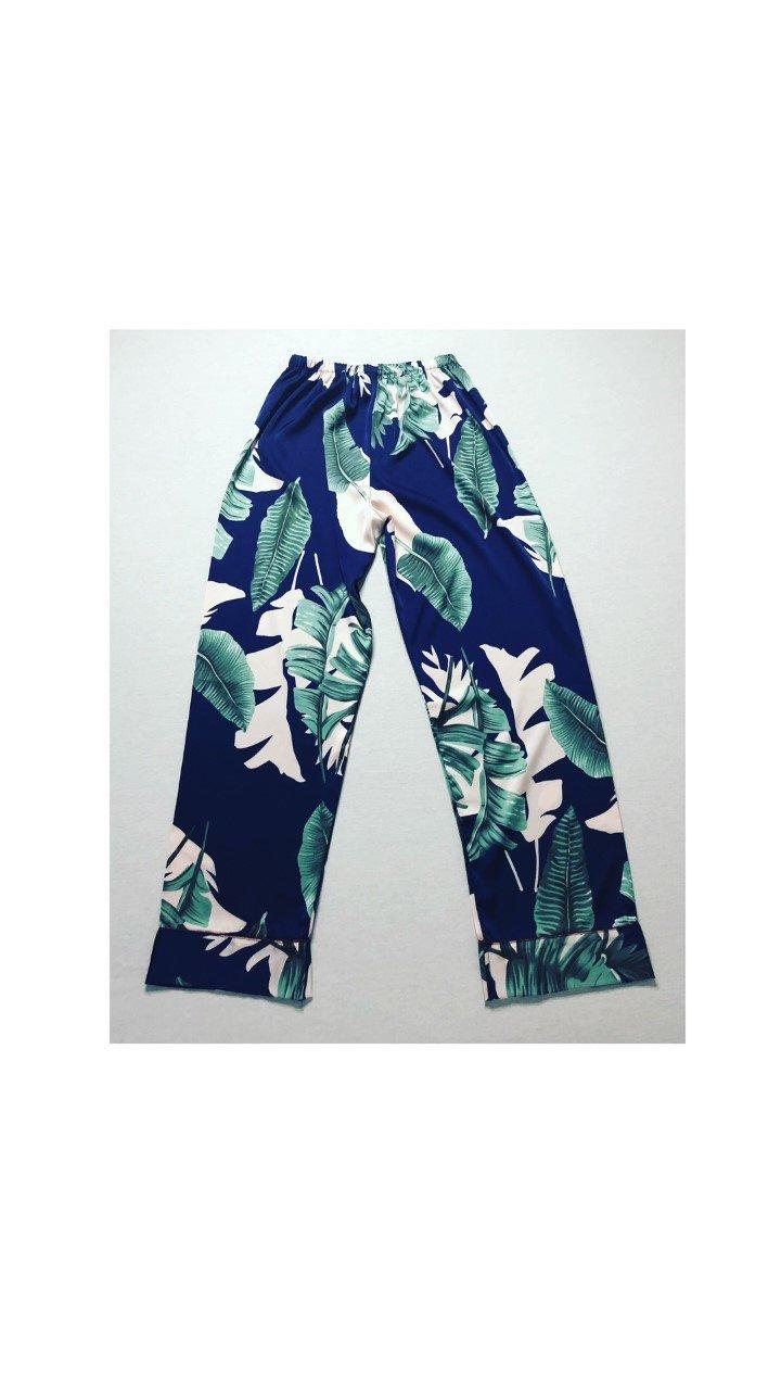 Kimono trousers
