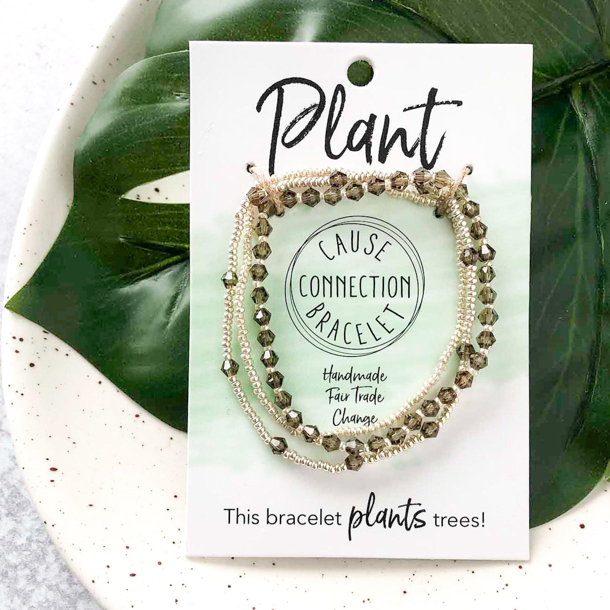 Cause Connection Bracelet – Plant