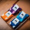 Colourful socks gift box | Spotty socks gift set | Funky socks set
